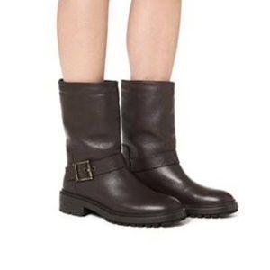 Aquatalia Leda Waterproof Boots Size 8
